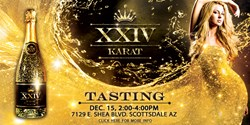 Holiday Tasting Event Details