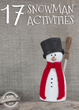 Snowman Activities Have Been Released on Kids Activities Blog