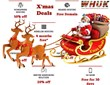 Web Hosting Provider WHUK Offers 'Mega Christmas Bonanza' this Holiday Season with a Minimum Take-Away of 10%