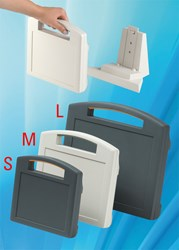 OKW Extends CARRYTEC Instrument Enclosures Range