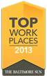 Nemetschek Vectorworks Named One of Baltimore's 100 Top Workplaces by...