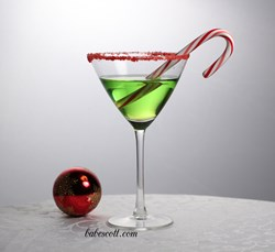 Easy Christmas Cocktail