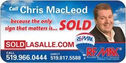 Chris Macleod RE/MAX Preferred Realty Ltd.