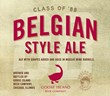 Goose Island Class of '88 Belgian Style Ale Label