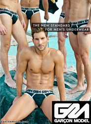 Garcon Model on Kickstarter - Become the next underwear model Superstar