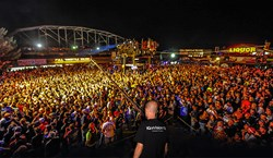 IQeye, Full Throttle Saloon, Sturgis Rally, IP video surveillance, HD, megapixel, Alliance, smart cameras