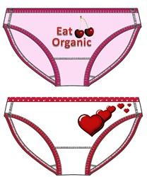 Organic Cotton Panties