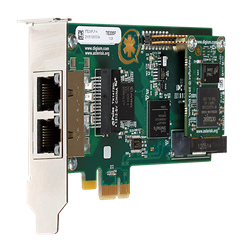 New high-performance Digium TE235 Digital Telephony Card available from VoIP Supply