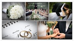 wedding planning tips for groom and bride