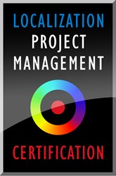 Localization Institute - Project Management Certification program