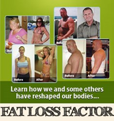 The Fat Loss Factor E-book