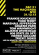 FAC 51 The Hacienda Christmas Parties: Scarborough Grand Hall Sat....