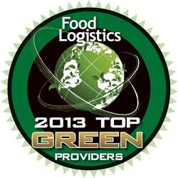 Logo - Food Logistics - Top Green Providers List