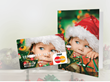 MasterCard gift cards can be personalized with photos and messages - perfect for the person that has everything.