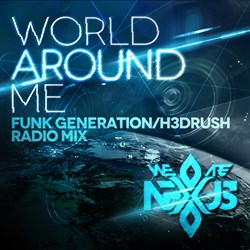 Funk Generation, H3DRush, DJ Mike Rizzo, Steve Migliore, Mr. Mig, We Are Nexus, Nexus