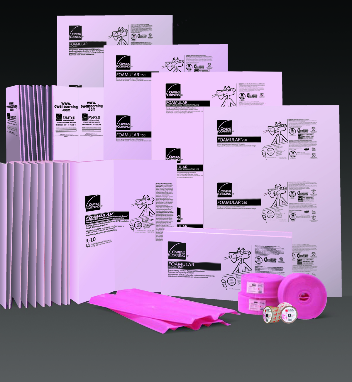Owens Corning Announces First Environmental Product