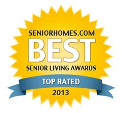 Holiday Retirement Top Rated Communities SeniorHomes.com
