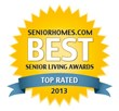 Holiday Retirement Communities Win Top Honors from SeniorHomes.com