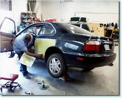 Business Loans for Auto Body Shops