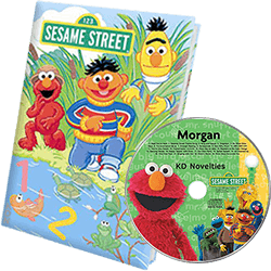 Personalized Kids Books and Music CDs