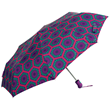 Jonathan Adler Positano Hexagons Travel Umbrella