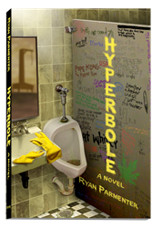 Hyperbole by Ryan Parmenter (Book Cover)