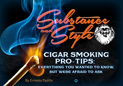 cigars, how to smoke a cigar, cigar smoking pro tips, padilla cigars, ernesto padilla