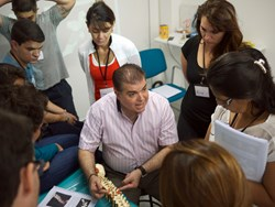 Image of Hands-On MCMT Seminar in Sao Paulo, Brazil