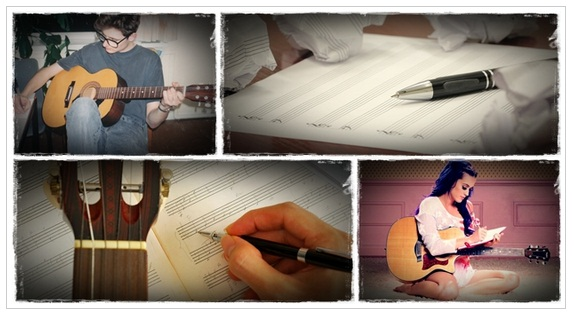 writing a song tips A study on how to write a melody that others will remember, and keep humming long after you're done playing includes an analysis of songs by radiohead.