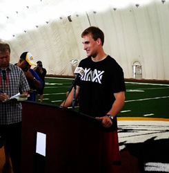 Lynx Shreds Athlete Kirk Cousins Interview