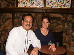 Hugo and Janet Saynes Owners of Jalapeno Loco Mexican Restaurant in Milwaukee