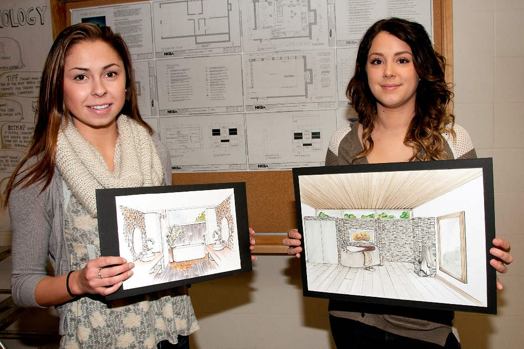 Lakeland college interior design student cracks top three - Interior decorator students for hire ...
