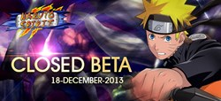 Closed Beta on December 18, 2013