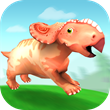 """Walking with Dinosaurs - Dino Run"" - App icon"