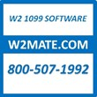 W2 Mate W2 / 1099 Print and E-File Software