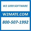 W2 Mate W2 / 1099 Print and E-File Software