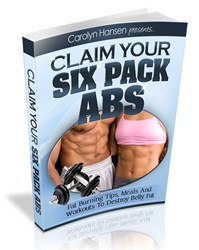 claim your six pack abs review