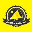 Goody Awards for social good logo