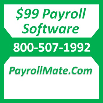 2015 Income Tax Withholding And Payroll System By Payrollmate