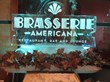Brasserie Americana Ice Sculpture