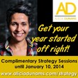 Business Coach Alicia Dunams Offers Complimentary Strategy Sessions...
