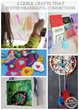 Quick Crafts Have Been Released on Kids Activities Blog