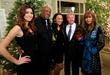 L to R: Blanca Blanco, Louis Gossett Jr, Cassandra Hepburn, John Savage, Cassandra Gava