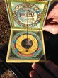 Pocket sundial for extra family fun.