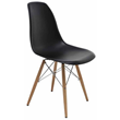 Nuevo Living HGZX214 Charlie Dining Chair in Black