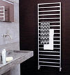 Hydronic Towel Warmer Scirocco Winter 14x50-9010 in White