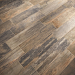 "Mediterranea Tile: Mountain Timber 12"" x 24"" - Native Timber"