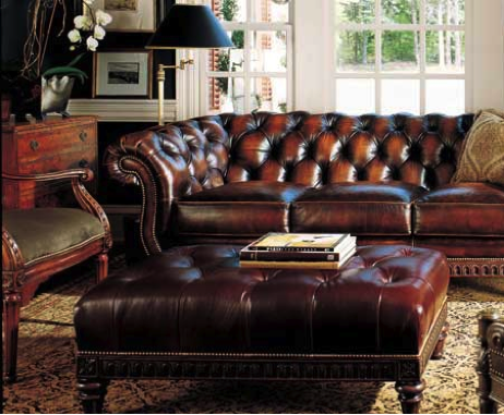 Attrayant Furniture Stores In Sacramento: Fine Leather Furnishings By Hancock And  Moore Has A New Home At McCreeryu0027s Home Furnishings In Sacramento