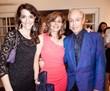 Alessandra Ciongoli, Barbara Ciongoli and Renato Balestra