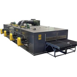 DTI-782 Drying Conveyor Oven